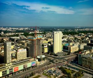Przeprowadzka Warszawa: 6 polecanych dzielnic