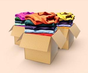 Ubrania - jak je spakować do przeprowadzki?
